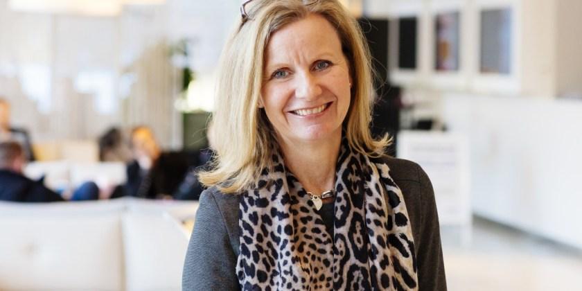 Hélène Barnekow lämnar Telia Sverige