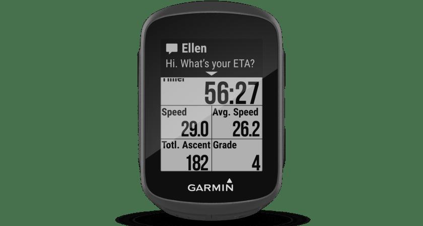 Garmin Edge 130 – en kompakt cykeldator med GPS och Strava Live Segment