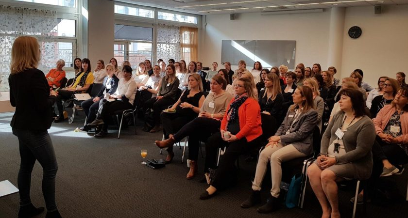 IAMCP Women in Technology växer hela tiden!