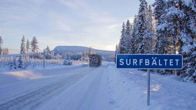 Här surfas det mest i Sverige – välkommen till Surfbältet