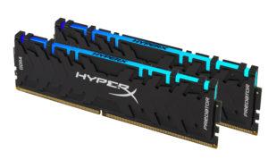 HyperX:s senaste tillskott – Predator DDR4 RGB med Infrared Sync Technology   Stockholm 1
