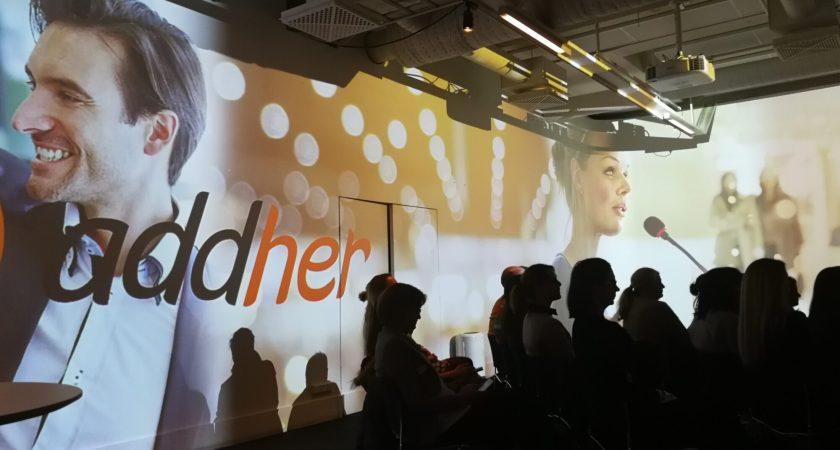 #addher expanderar ytterligare och lanseras i Västerås