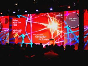 AI och social innovation i fokus på Fujitsu Innovation Gathering i Stockholm 1