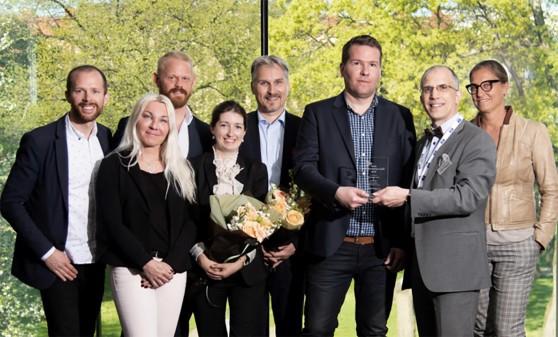 Unit4 och Stockholms stad vinnare av priset Årets Affärssystemprojekt