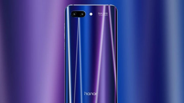 The beauty från AI dubbelkamera: Med Honor 10 blir amatörer professionella
