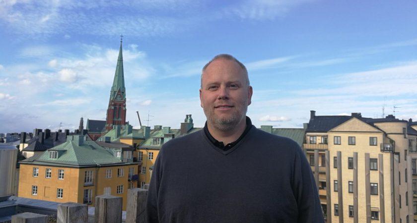 Gigamon tar plats på den skandinaviska arenan