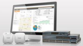 Aruba förbättrar nätverksaccessen för lokalkontor 1