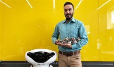 Robotforskare inspireras av myrors navigationsförmåga 1