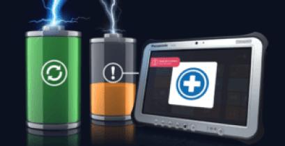 Ny smart batterigaranti för Panasonics robusta enheter 1