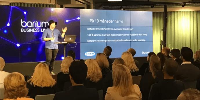 Årets Digital Business Live 23 oktober med talare från IKEA och analyshuset Radar