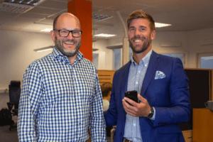TelliQ laddar för internationalisering genom storaffär i Schweiz 1