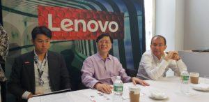 Lenovo växlar upp med strategiskt partnerskap 1