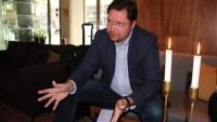 Nokia siktar in sig på företag