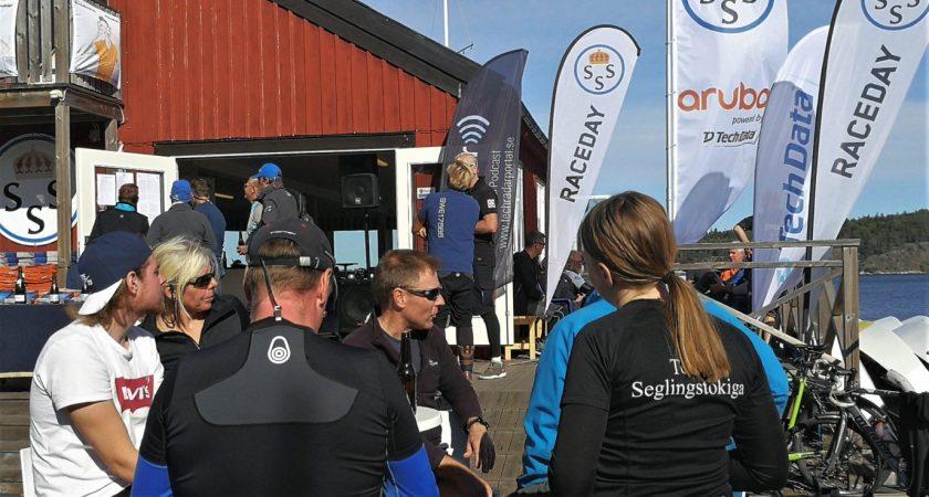 "Aruba powered by Tech Data ""Med vind i seglen"""