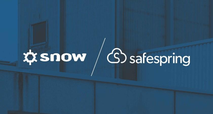 Frukostseminarium med Safespring och Snow Software