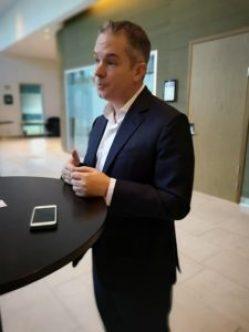 IFS växlar upp med nye CEOn Darren Roos vid spakarna 1