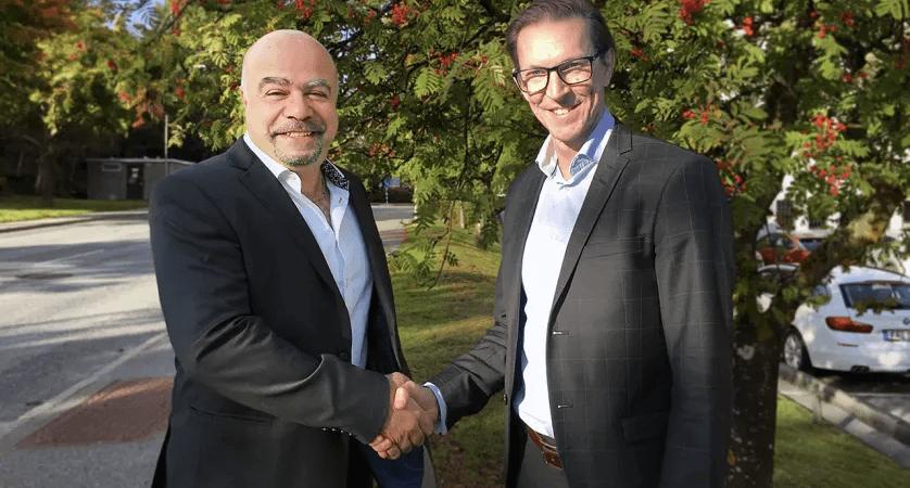 Nytt samarbetsavtal mellan Paradox Security AB och AddSecure kring säker larmkommunikation.