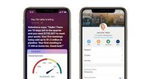 Salesforce och Apple inleder strategiskt partnerskap för bättre mobilupplevelse 1