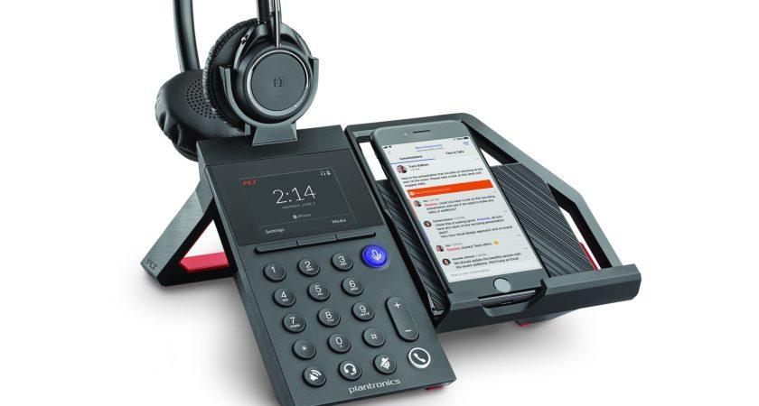 En dockningsstation som samlar kommunikationen kring mobila enheter