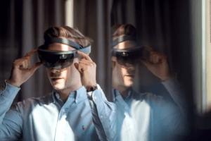 Microsoft har valt Sopra Steria som partner inom Mixed Reality och HoloLens 1