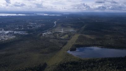 Två kommuner i Stockholmsregionen säljer mark till Microsoft 1