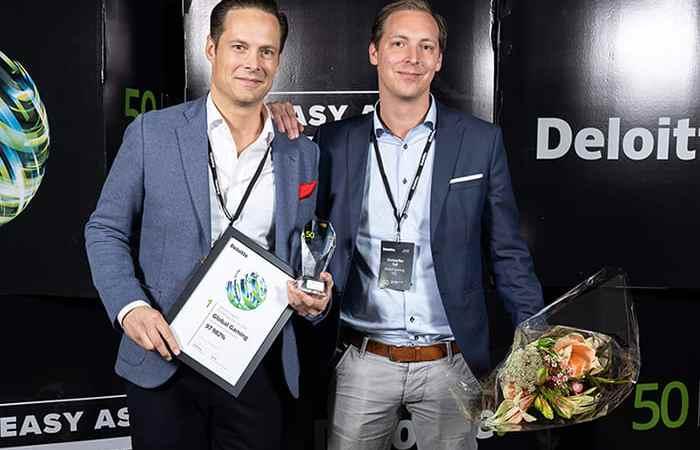 Svensk spelbolag utnämns till Sveriges snabbast växande techföretag