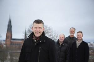 Fyra IT-experter tar Webstep till Uppsala 2