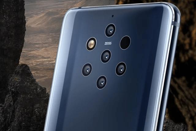 Nokia 9 PureView – unik teknisk lösning ger en ny dimension