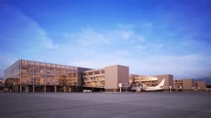 Ramboll utvecklar landmärke på Arlanda 1