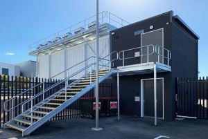 Flexenclosure levererar innovativt mikrodatacenter till NEXTDC i västra Australien 1