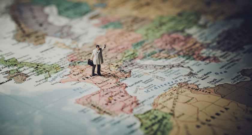 Majoriteten av europeiska tillverkare ligger efter i digitaliseringen av försörjningskedjan