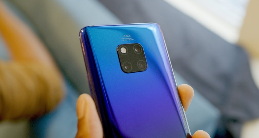 "Huawei Mate20 Pro får priset ""Bästa Smartphone"""