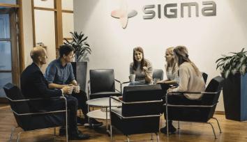 Sigma Technology är nominerade till Stora IT-kompetenspriset 1