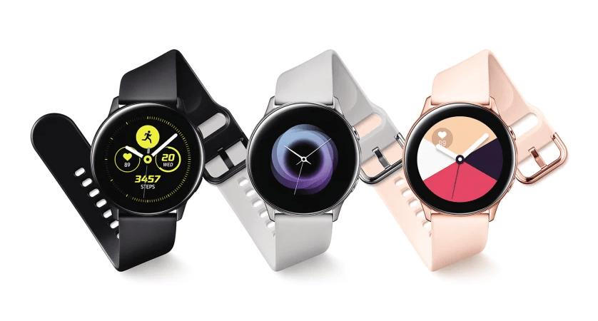 Samsung Galaxy Watch Active nu ute i butik