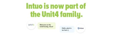 Unit4 förvärvar Intuo – stärker HR-portföljen 1
