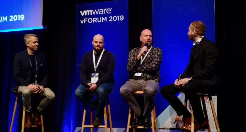 VMware satsar på supersnabb dataflytt