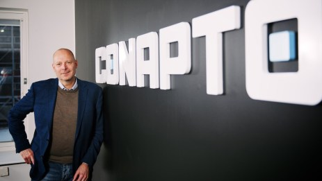 Conapto behåller greppet om svensk data 1