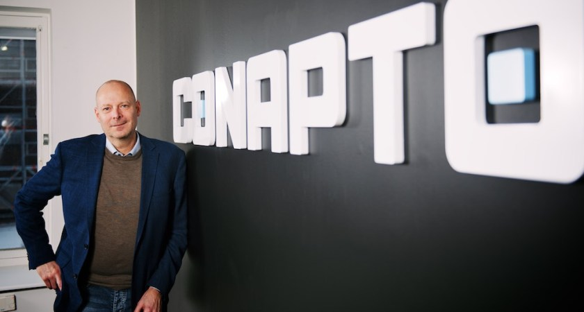 Conapto behåller greppet om svensk data