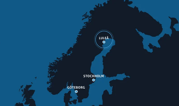 Snabbare internet i Norrbotten