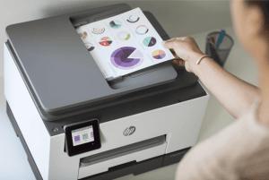 HP lanserar nya OfficeJet Pro-serien 1