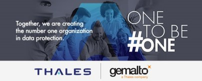 Gemalto and Thales Join Forces - What that Means for Our Partners 1