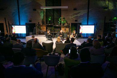 UNIT4s helt nye VD pratade framtidsplaner på egna konferensen 2