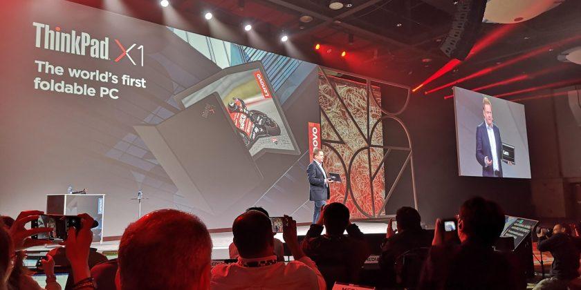 Flera intressanta nyheter på Lenovo Accelerate 2019