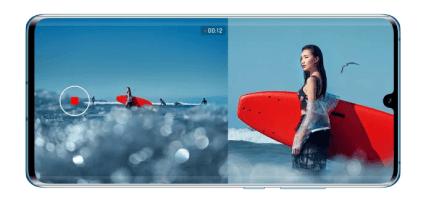 Huawei lanserar ny, spännande kamerafunktion - Dual-View Camera Mode 1