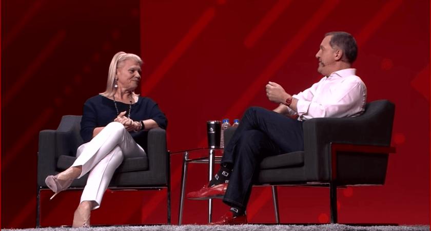 Red Hat och IBM – cheferna om framtiden