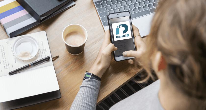 Nu kan svenska företag dela filer säkert med BankID
