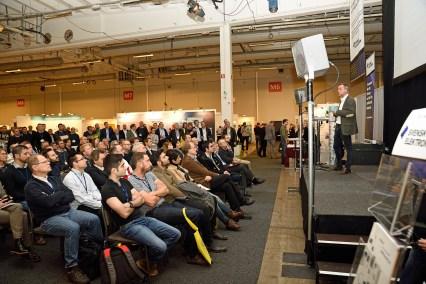 Rekordstort intresse att tala på Embedded Conference Scandinavia 1
