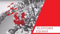 Equinix presenterar virtuella nätverkstjänster på Platform Equinix