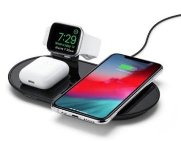 mophie introducerar trådlösa laddplattor som klarar flera Apple-enheter 1