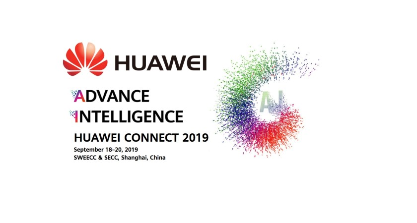 HUAWEI CONNECT 2019 streaming live from Shanghai Expo Center